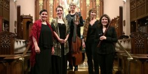 Savannah Baroque Ensemble Post-Concert Photo 5-13-16