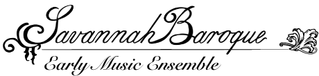 Savannah Baroque Early Music Ensemble logo