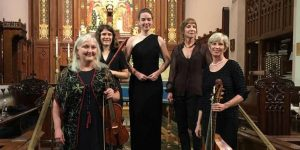 Savannah Baroque at St. John's, 13 May 2017