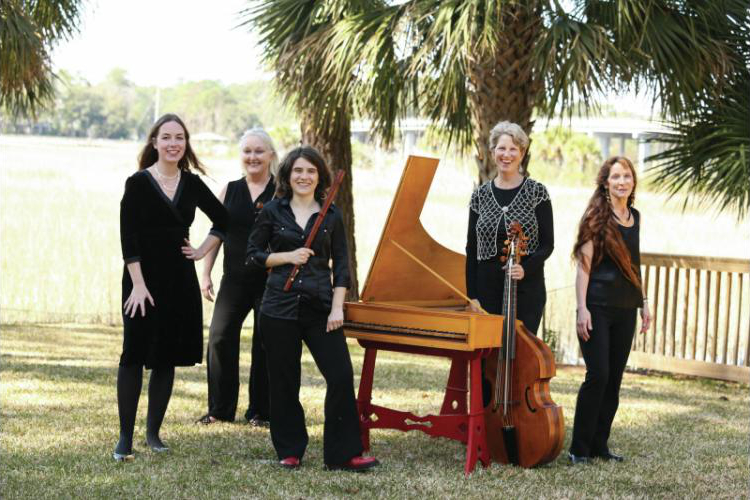 photo of Savannah Baroque © Elizabeth Osterberger