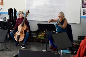 Savannah Baroque in residence at The Classical Academy