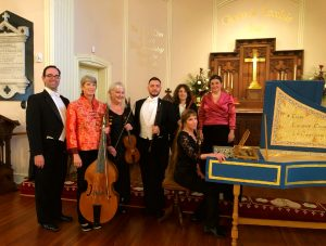 Savannah Baroque at St. Helenas 2.16.19